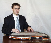 Zither-Solist Wolfgang Hubert